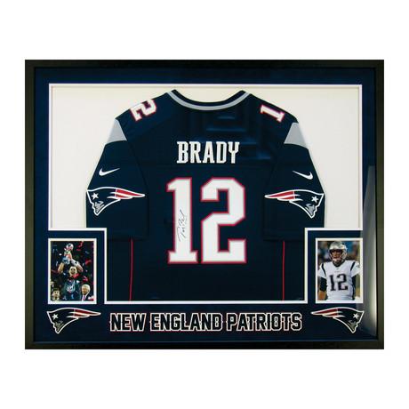 Signed Jersey // Tom Brady