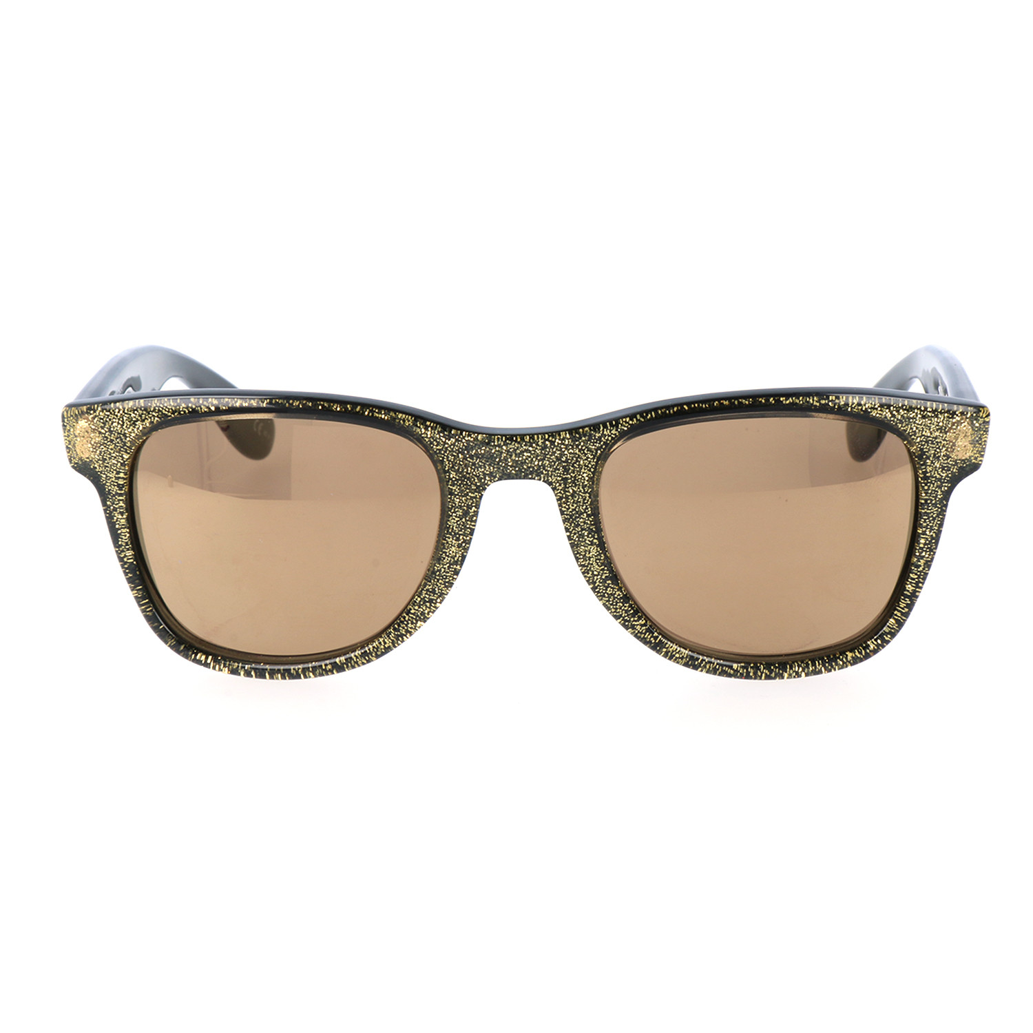 12d3d0ceccce Heidy Women s Sunglasses    Gold Glitter - Carrera by Jimmy Choo ...