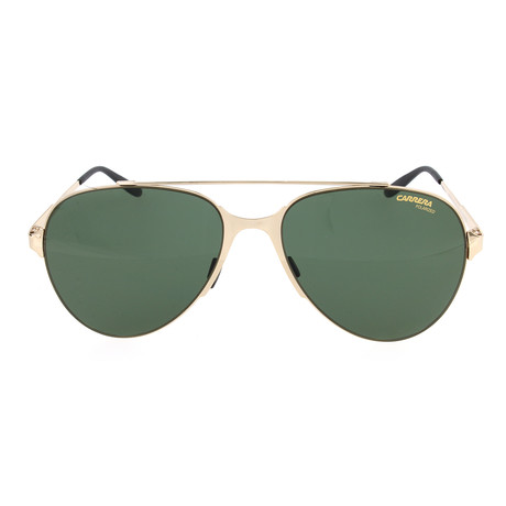 Tommie Sunglasses // Gold