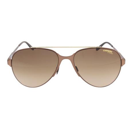 Bertram Sunglasses // Matte Brown