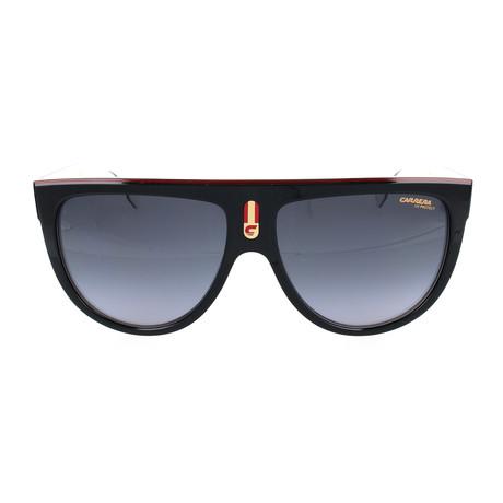 Lester Sunglasses // Black & White