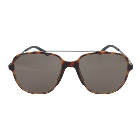 Clemente Sunglasses // Havana & Matte Black