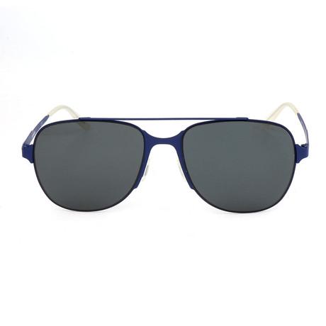 Hayden Sunglasses // Blue Matte