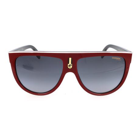 Pablo Sunglasses // Red & Black