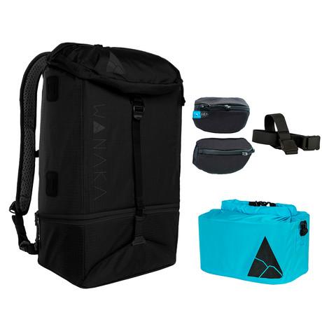 Adventure Longer Package // Stealth Black