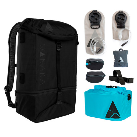 Complete Adventure Package // Stealth Black
