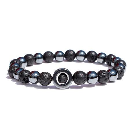 """Beast Mode Bracelet // Black (7"""")"""