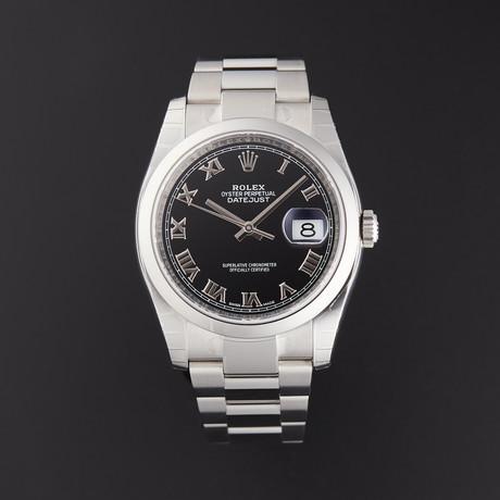 Rolex Datejust Automatic // 116200 // Random Serial // Store Display