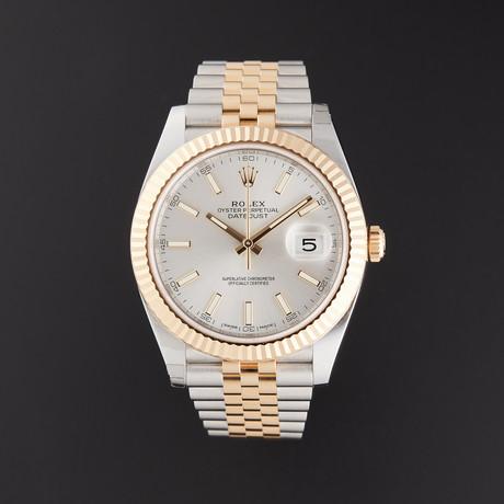 Rolex Datejust Automatic // 126333 // Random Serial // Store Display