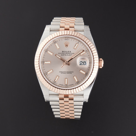 Rolex Datejust Automatic // 126331 // Random Serial // Store Display