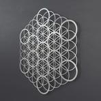 Fruit of Life V 3D Metal Wall Art