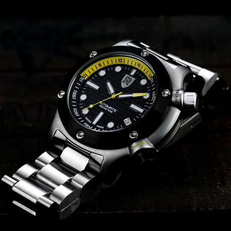 Rebel Aquafin Automatic // Yellow
