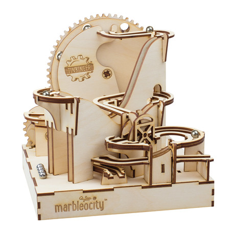 Marbleocity Dragon Coaster + Motor Drive Kit