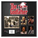 Signed + Framed Movie Poster // The Godfather