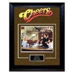 Signed + Framed Artist Series // Cheers