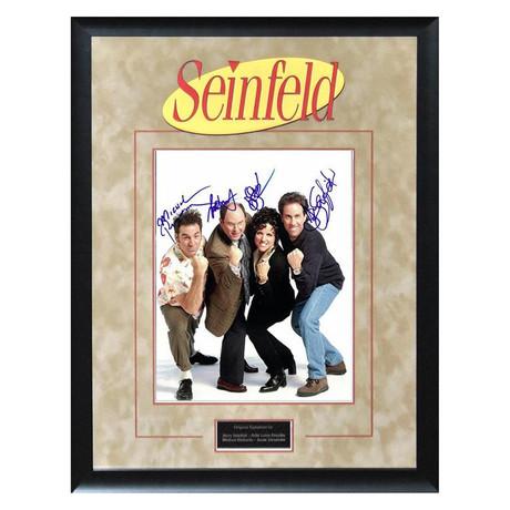 Signed Artist Series // Seinfeld