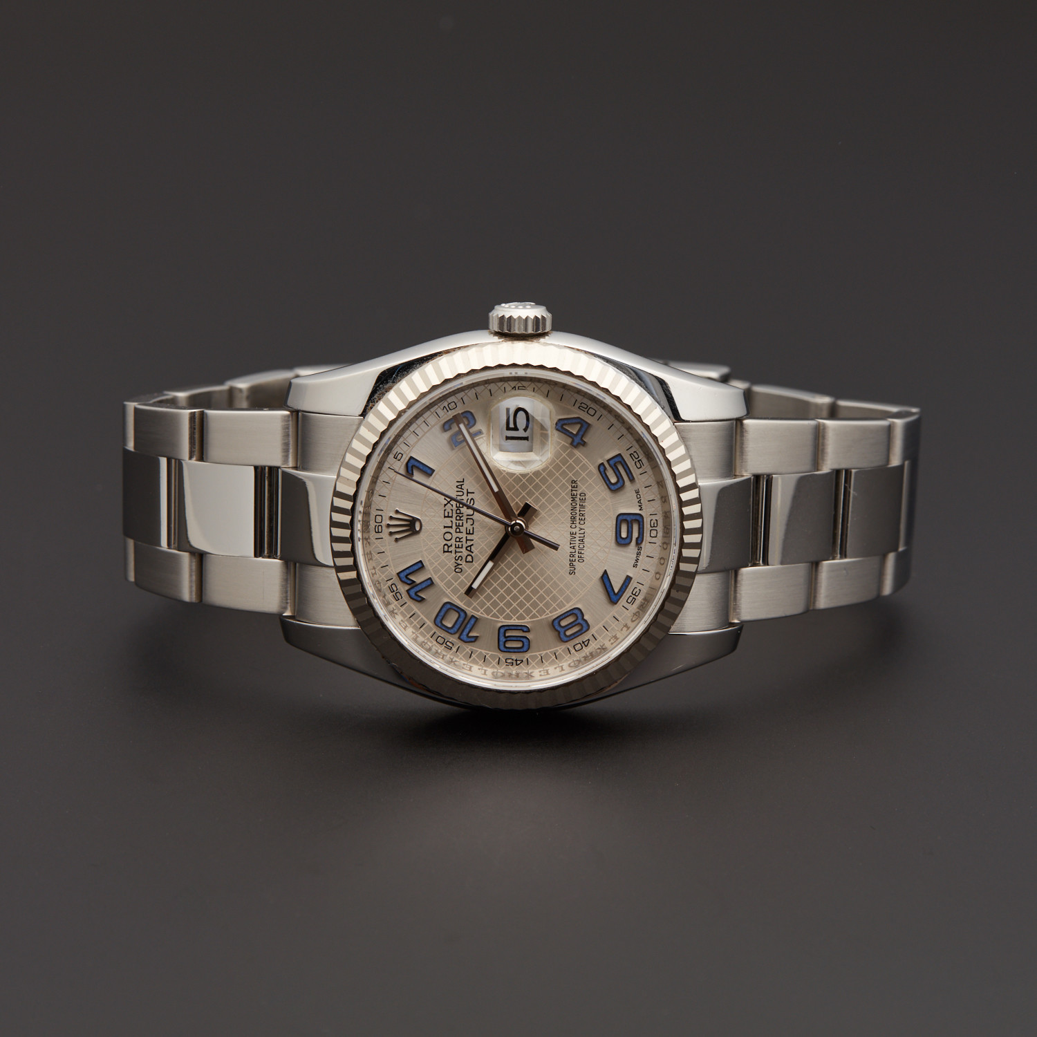 Rolex Datejust Automatic // 116234 // Pre-Owned
