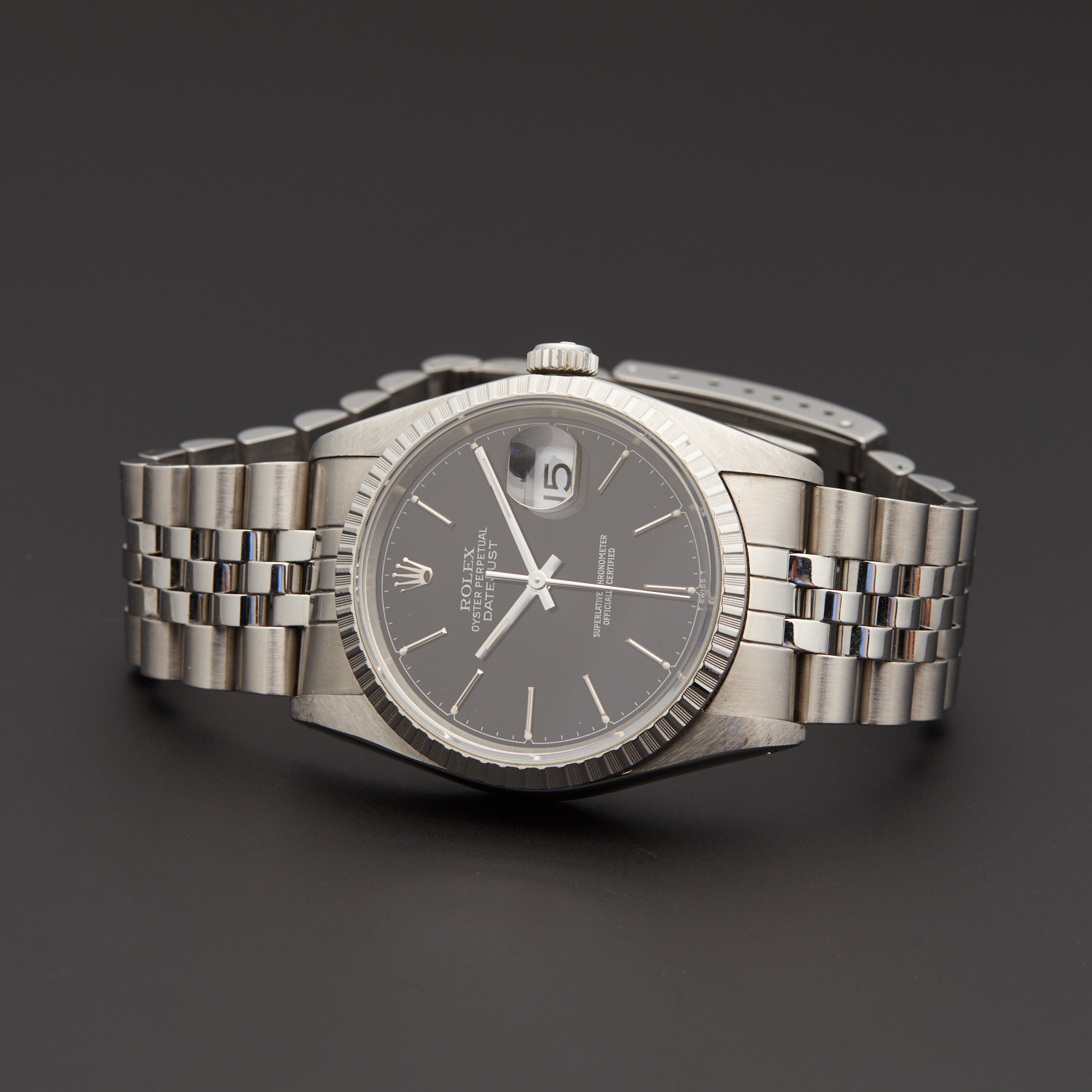 Rolex Datejust Automatic // 16220 // Pre-Owned