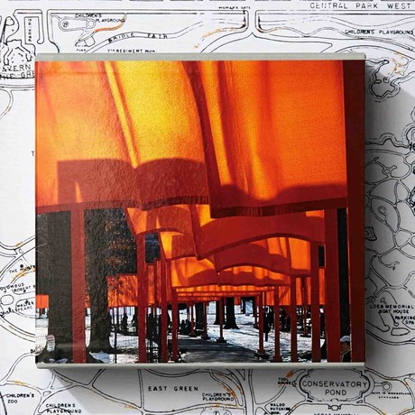 Christo + Jeanne-Claude // The Gates