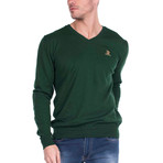 Mitchell Pullover // Green (2XL)