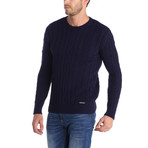 Draven Pullover // Navy (XS)