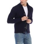 Jamar Pullover // Navy (XL)