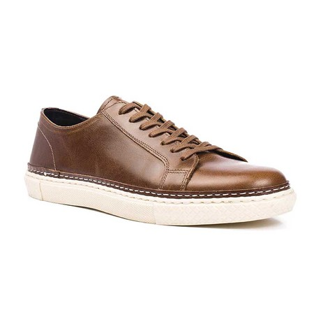 Palomino Lace Up Sneaker // Chestnut (US: 7)