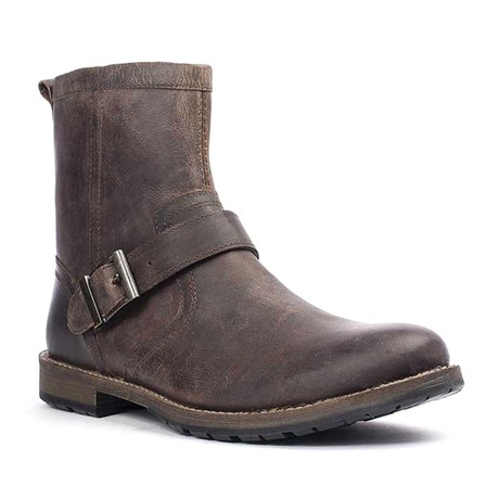 Carston Engineer Boot // Brown (US: 7)