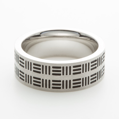 Parallels Round Ring (7)