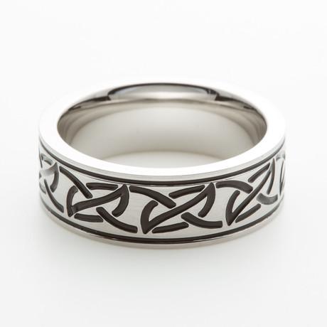 Split Leaves Ring (7)