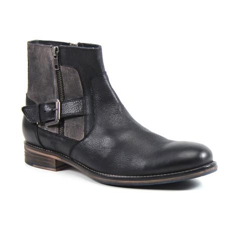 Full Boat Shoe // Black (Euro: 40)