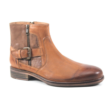Full Boat Shoe // Cognac (Euro: 40)
