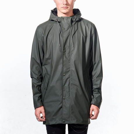 Hydrogen Rain // Olive (XS)