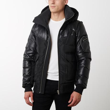 Sv Cobalt Leather // Black (XS)