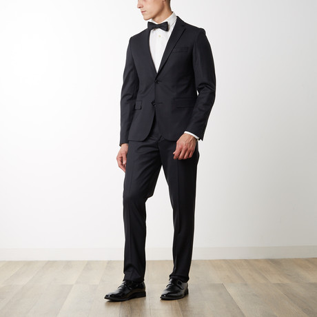 Zero Weight Wool Suit // Marine (US: 36R)