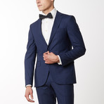 Merino Wool Suit // Midnight Blue (US: 38R)