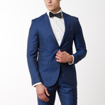Merino Wool Suit // Navy (US: 42R)