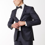 Merino Wool Suit // Black (US: 42R)