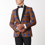 Summer Time Shine Shawl Lapel Tuxedo // Camel (US: 52R)