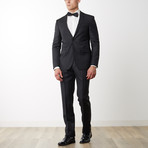 Merino Wool Suit // Black (US: 36R)