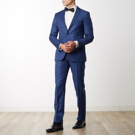 Merino Wool Suit // Blue (US: 36R)