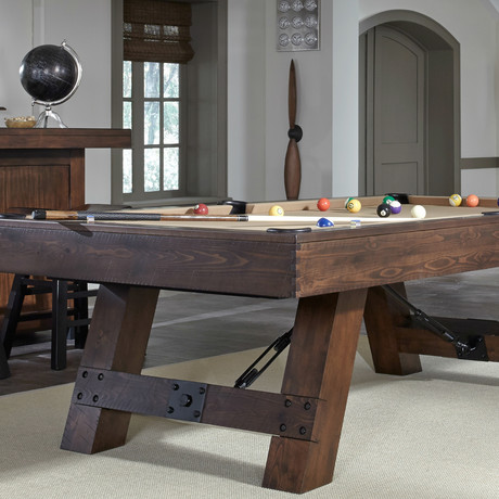 Savannah Pool Table // 8'