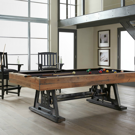 Da Vinci Pool Table // 8'