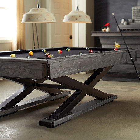 Quest Pool Table // 8""