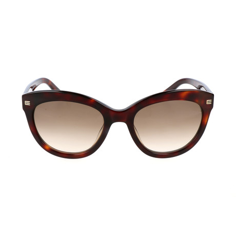 ET610S 215 Woman Sunglasses // Dark Havana