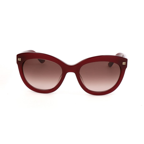 ET610S 603 Woman Sunglasses // Bordeaux