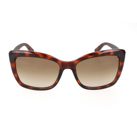 Women's ET601S-215 Sunglasses // Dark Havana