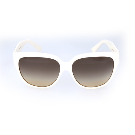 Women's ET606S-103 Sunglasses // Ivory