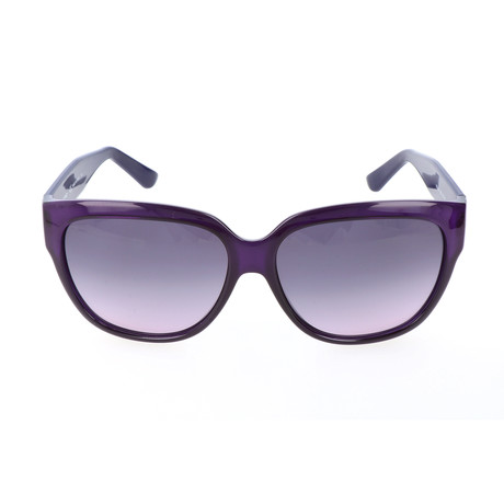 Women's ET606S-500 Sunglasses // Violet