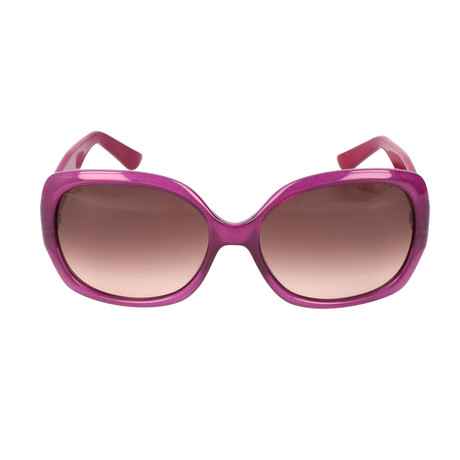 Women's ET607S-681 Sunglasses // Cyclamin